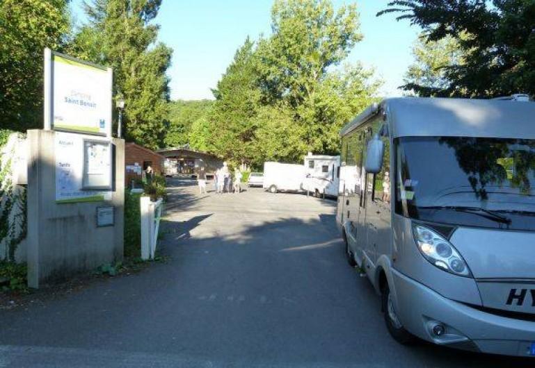 Location de vacances - Camping à Saint-Benoît