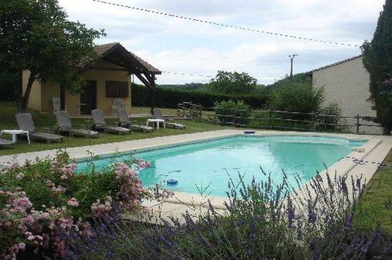 Location de vacances - Gîte à Saint-Cyprien