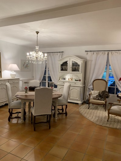 Location de vacances - Villa à Le Cannet - SALE A MANGER
