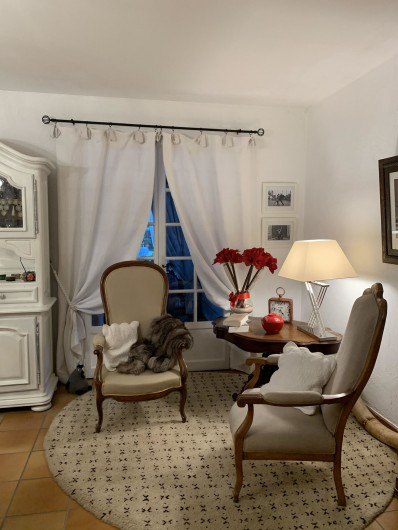 Location de vacances - Villa à Le Cannet - COIN REPOS