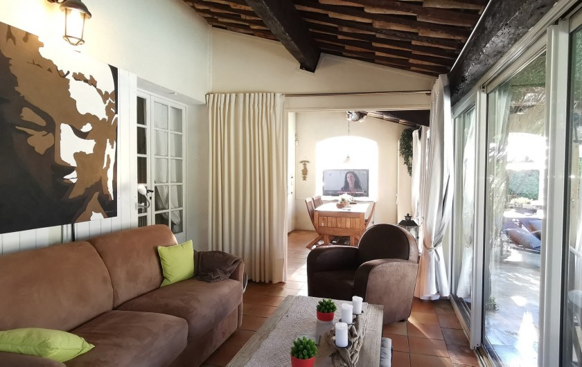Location de vacances - Villa à Le Cannet - VERANDA