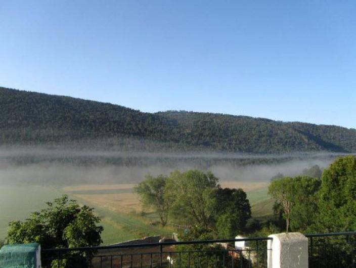 Location de vacances - Maison - Villa à Caille - la vue de bon matin