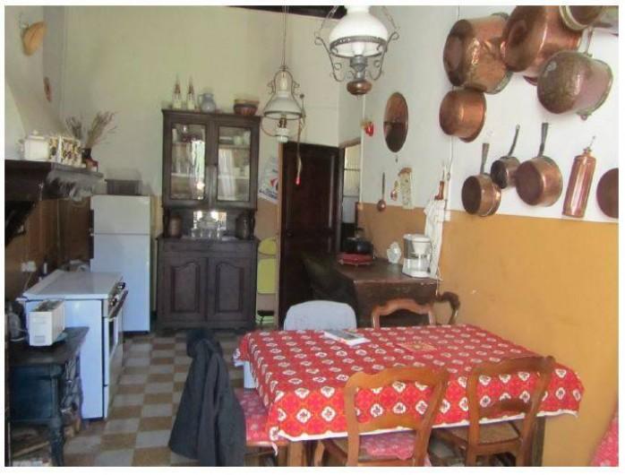 Location de vacances - Maison - Villa à Caille - La cuisine-salle à manger
