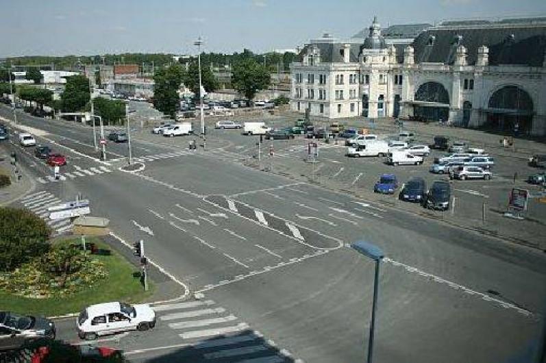 Location de vacances - Appartement à La Rochelle - Vue de l'appartement