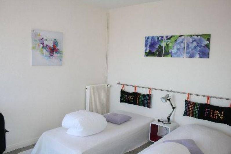 Location de vacances - Appartement à La Rochelle - Chambre 2