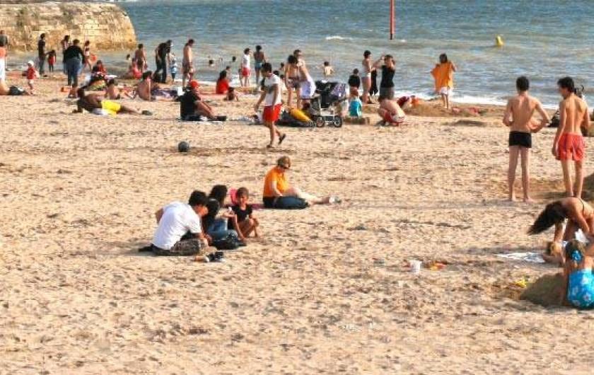 Location de vacances - Appartement à La Rochelle - Plage de La Rochelle