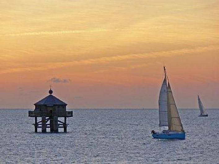 Location de vacances - Appartement à La Rochelle - Le Phare du bout du monde au port des minimes