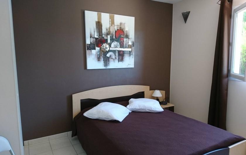 Location de vacances - Villa à Grosseto-Prugna - Chambre 1
