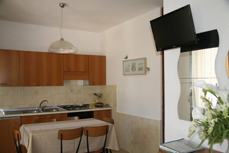 Location de vacances - Appartement à Capoliveri - cuisine app. casina