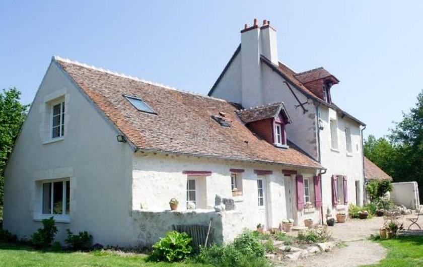 Location de vacances - Chambre d'hôtes à Cheverny