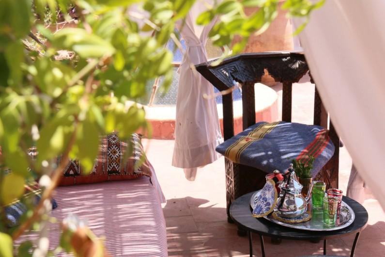 Location de vacances - Riad à Marrakech - Roof Top