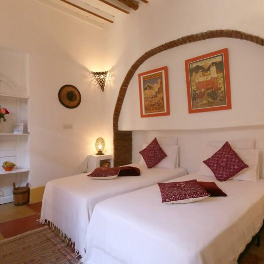 Location de vacances - Riad à Marrakech - Beldi Room