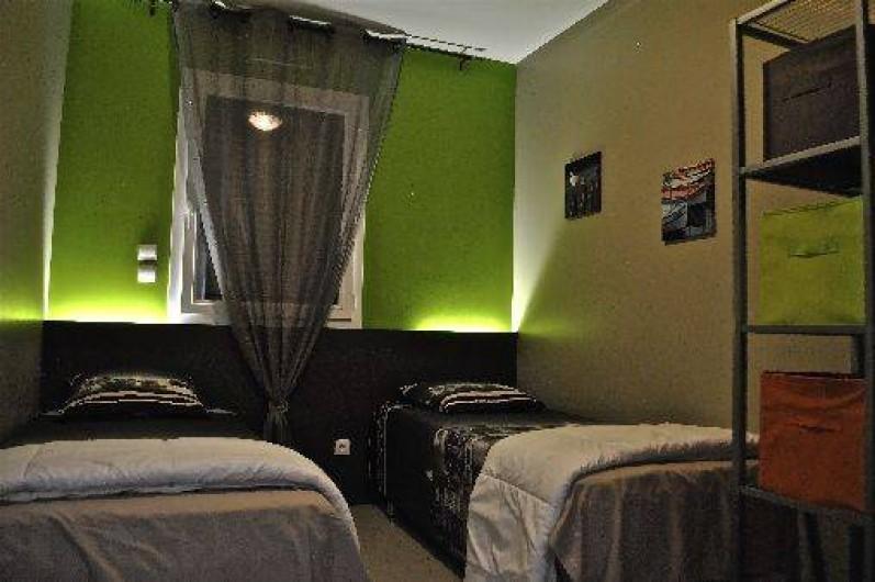 Location de vacances - Appartement à Argelès-sur-Mer - chambre des enfants