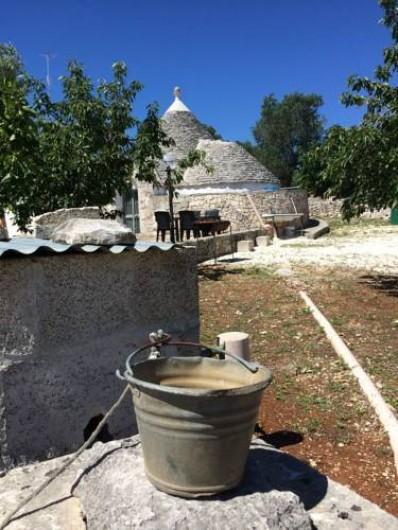 Location de vacances - Mas à Ceglie Messapica - Exterior