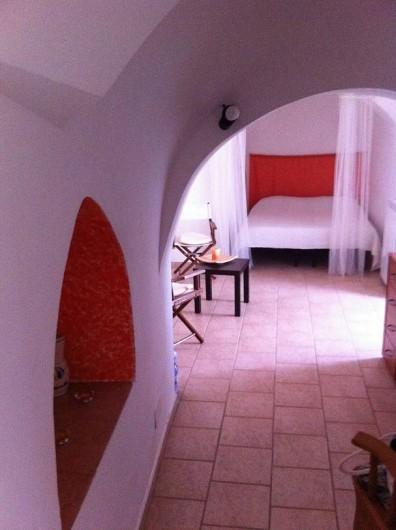 Location de vacances - Mas à Ceglie Messapica - Entree de Trullo Salice