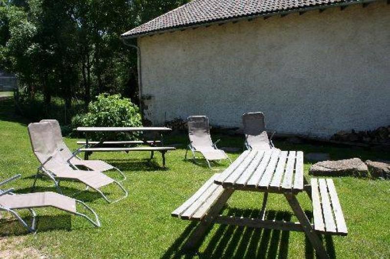 Location de vacances - Gîte à Saint-Front