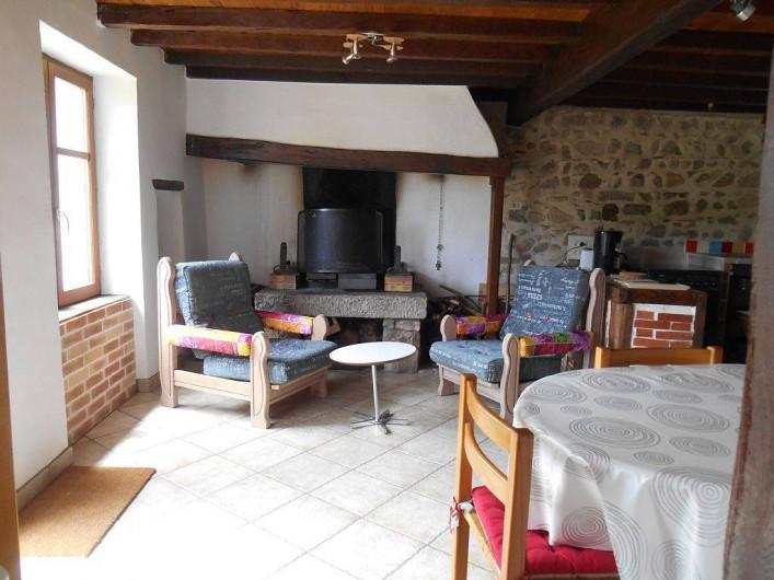 Location de vacances - Maison - Villa à La Tuilière