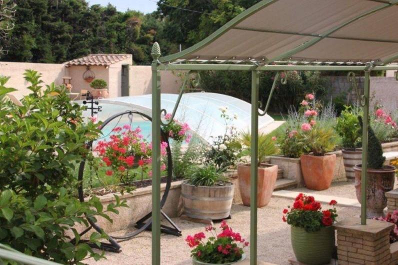 Location de vacances - Villa à Monteux - EXTERIEUR B