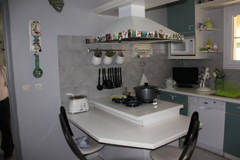 Location de vacances - Villa à Monteux - CUISINE A cuisine entièrement équipée