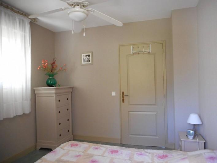 Location de vacances - Villa à Roquebrune-sur-Argens - Chambre N° 3 lit de 140