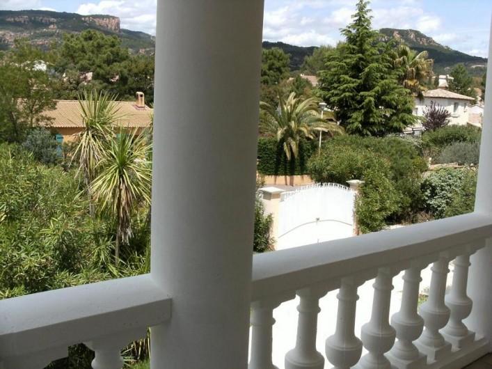 Location de vacances - Villa à Roquebrune-sur-Argens - Salle de bain N°2 (logement  N°2)  Rez de chaussée