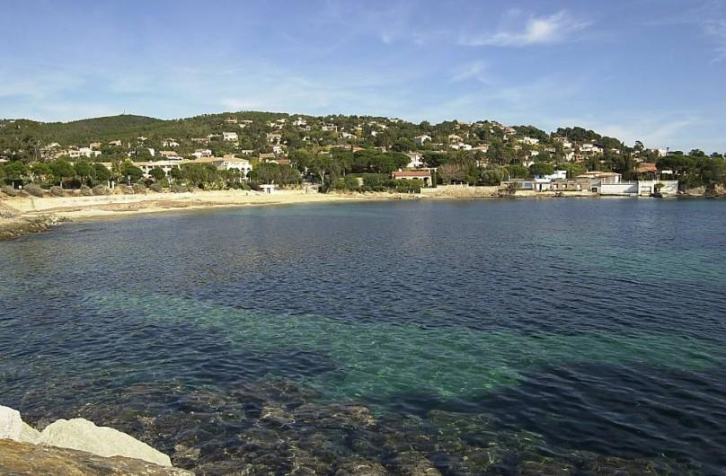 Location de vacances - Villa à Roquebrune-sur-Argens - Plage  les Issambres commune de ROQUEBRUNE SUR ARGENS