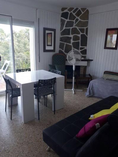 Location de vacances - Villa à Lloret de Mar - salon salle manger