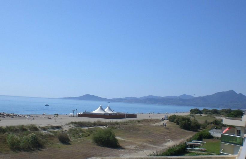 Location de vacances - Appartement à Saint-Cyprien Plage - vue
