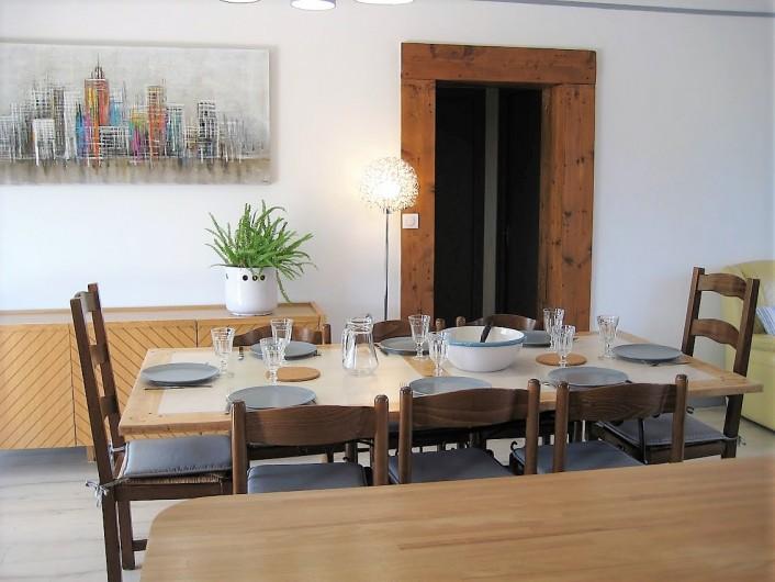 Location de vacances - Villa à Saint-Jean-de-Maruéjols-et-Avéjan - Séjour
