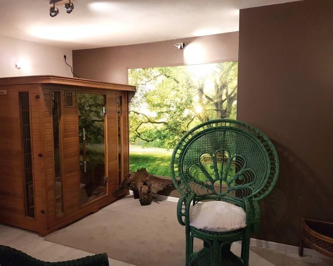 Location de vacances - Appartement à Eaux-Bonnes - Sauna