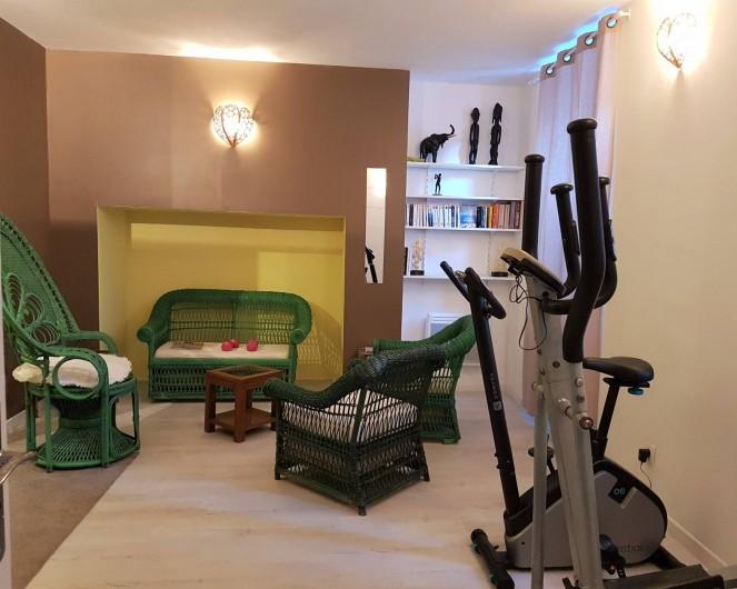 Location de vacances - Appartement à Eaux-Bonnes - Espace détente