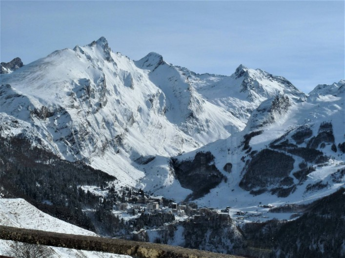 Location de vacances - Appartement à Eaux-Bonnes - station de ski de Gourette
