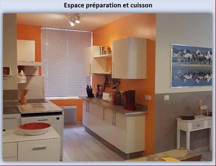 Location de vacances - Appartement à Eaux-Bonnes - Cuisine