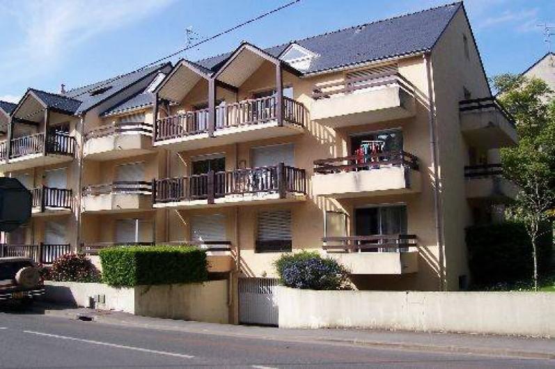Location de vacances - Appartement à Saint-Nazaire