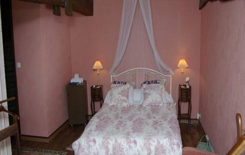 Location de vacances - Gîte à Lamothe-Landerron - Chambre Colette