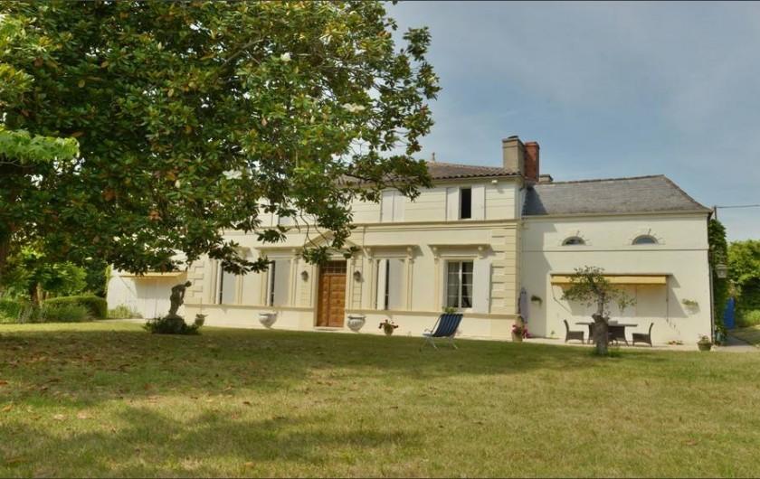 Location de vacances - Gîte à Lamothe-Landerron