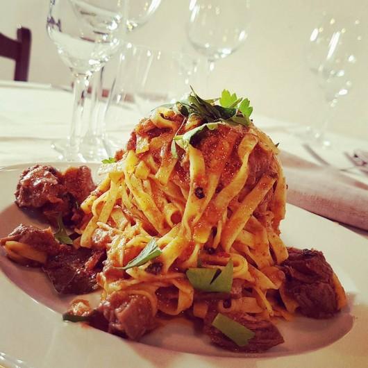 Location de vacances - Chambre d'hôtes à Arezzo - Restaurant