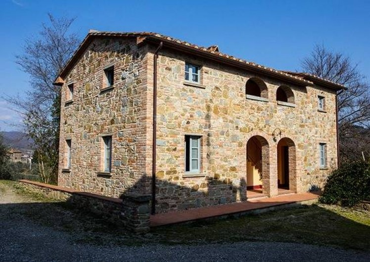 "Location de vacances - Chambre d'hôtes à Arezzo - ""Dimora Il Borgo"" - où les chambres se trouvent."
