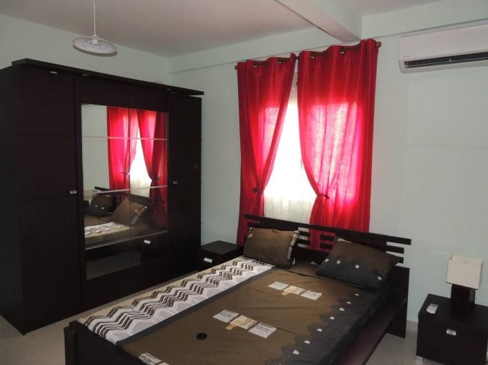 Location de vacances - Appartement à Rivière-Pilote - chambre 2