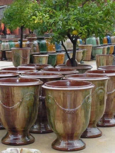 Location de vacances - Mas à Saint-Roman-de-Codières - La poterie d'Anduze