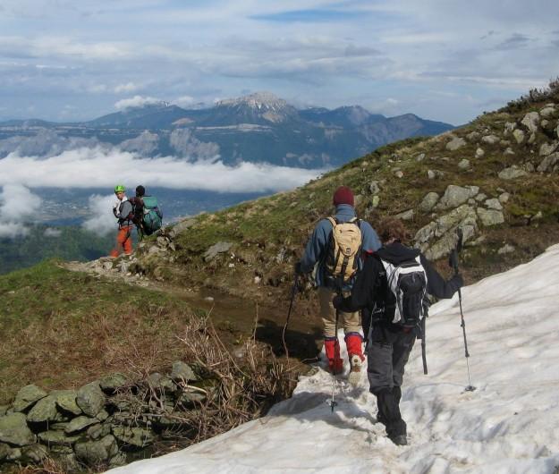 Location de vacances - Gîte à Grenoble - Randos au départ du gîte