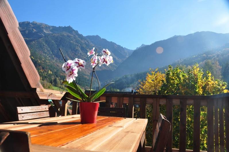 Location de vacances - Gîte à Grenoble - au calme