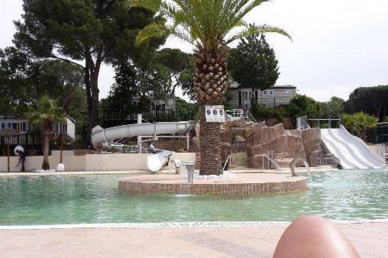 Location de vacances - Bungalow - Mobilhome à Fréjus