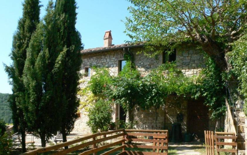 Location de vacances - Maison - Villa à Radda in Chianti
