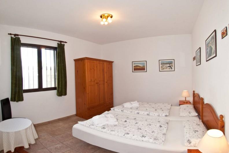 Location de vacances - Chalet à Costa Teguise - Chambre 2