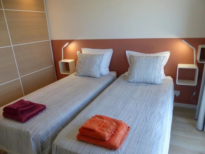 Location de vacances - Villa à Rayol-Canadel-sur-Mer - Chambre 4 étage