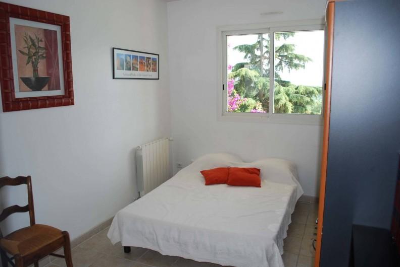 Location de vacances - Villa à La Roquette-sur-Siagne - Chambre 4