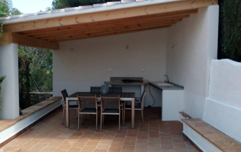 Location de vacances - Villa à Xàbia - SAM exterieure