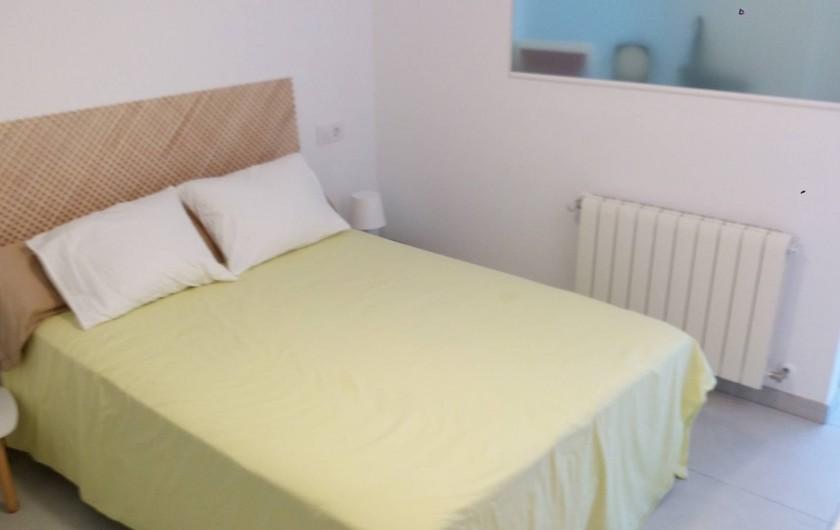 Location de vacances - Villa à Xàbia - Chambre 3 studio en bas