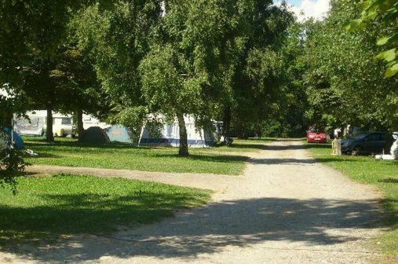 Location de vacances - Camping à Sciez